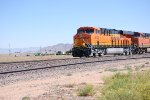 BNSF 6709 with BNSF 6624 (The Original First Series of C4's built in 2009) behind her head westbound pulling a Z Train.